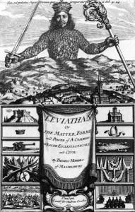 Thomas Hobbesin Leviathan