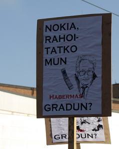 Habermas-gradu