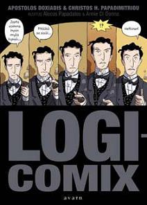 Logicomix kansi