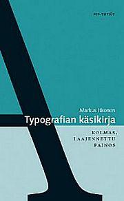 Markus Itkonen - Typografian käsikirja